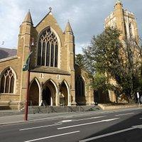 St Davids Cathederal Hobart.