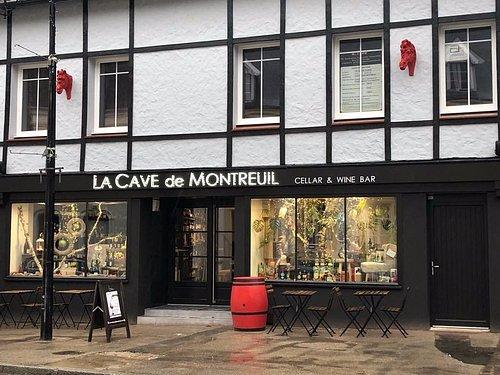 Notre nouvelle adresse, 2 rue Pierre Ledent à Montreuil sur mer.
