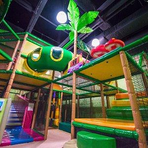 The Polliwogs @ Suntec City: Main play area