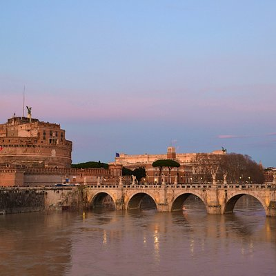 Fall in love with the Eternal city walking and exploring its most iconic sites such as historic bridges and venues. Castel Sant'Angelo is just one of plenty. A walking tour could be the best way to visit more while sharing stories and making friends.