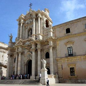 Syracuse the Duomo