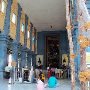 Panchavati Anjaneya temple Pondycherry