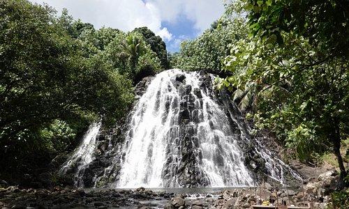 Kepirohi Waterfalls