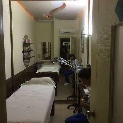 Spotless facilities and friendly staff