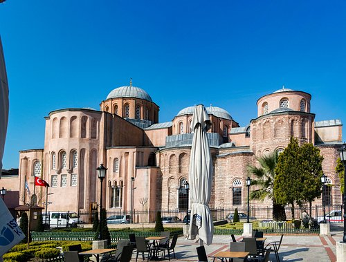 Zeyrek Mosque - панорама