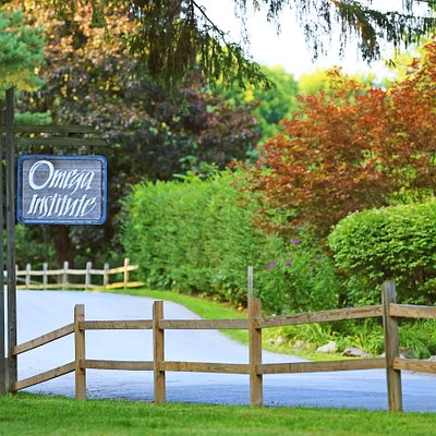 Omega Institute for Holistic Studies is located in Rhinebeck, New York