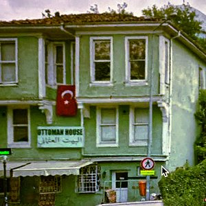 Ottoman House - location  for this business. Very close to the Green Mosque