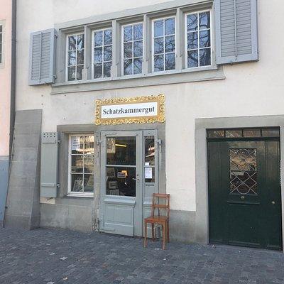 Schatzkammergut an der Schipfe 41 im Herzen 8001 der Stadt Zürich