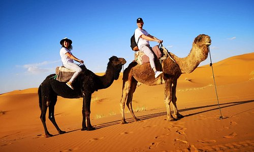 3 days trip to Sahara desert