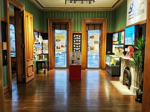 The Dayton Peace Museum.