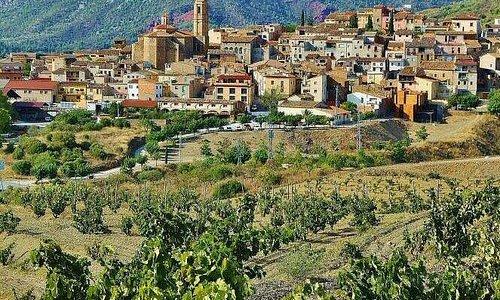 Gratallops en la comarca del Priorat en la provincia de Tarragona en Cataluña; info con los mejores rincones del Priorat  https://goo.gl/pG94hT