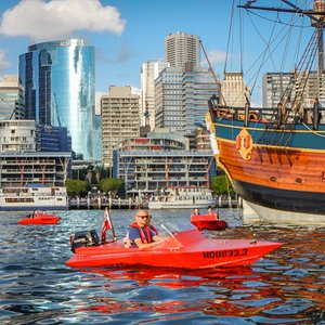 See the Australian Maritime Museum from a new perspective!