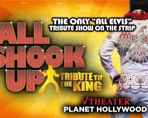 All Shook Up - Tribute To The King at V Theater