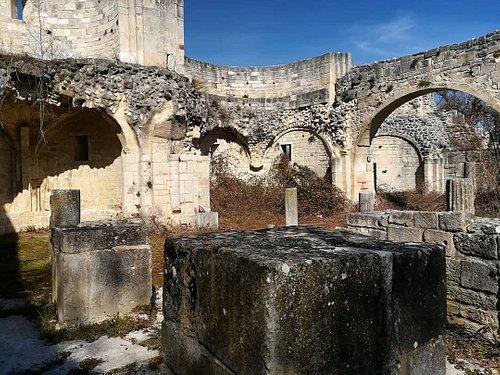 Vista dall'interno della Cattedrale