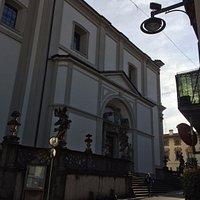 """Chiesa """"Vecchia Sussidiaria"""" S. Pietro e Paolo1"""