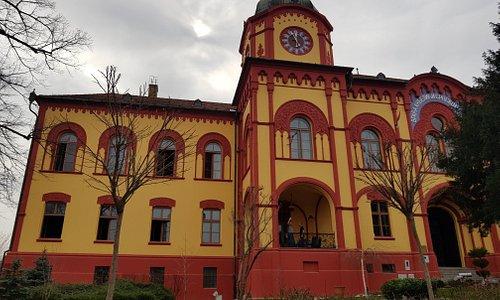 The Grammar School (Gymanzium)- Sremski Karlovci, Vojvodina, Serbia