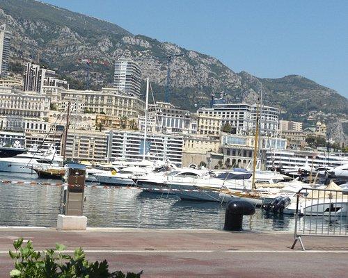Le port Hercules