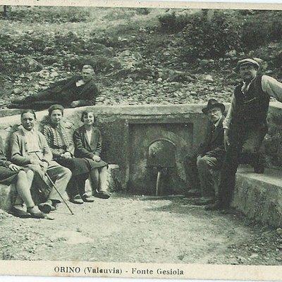 Fonte Gesiola