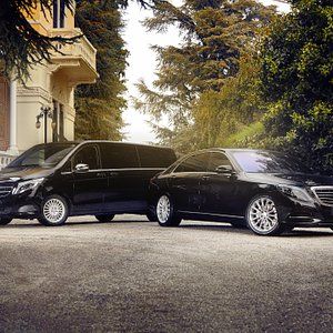 V Class and S Class