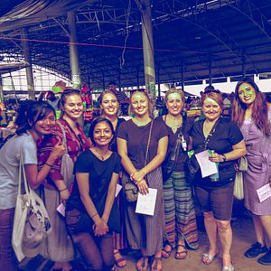 Gourmet Market tour in Colombo
