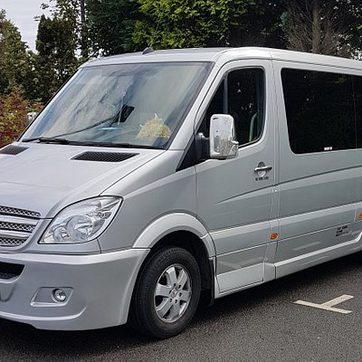 Our Mercedes Sprinter VIP - 6 Seater