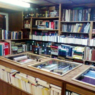 Зал новых книг