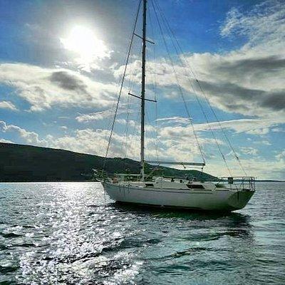 Jovana sailing boat