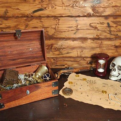 COMING SOON! Pirates: The cursed treasure