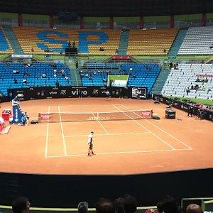 Brasil Open 2019 - Primo turno 25 febbraio