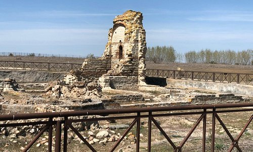 Restos de antigua capilla