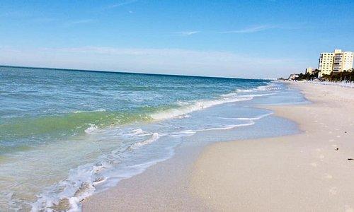 Vanderbilt beach morning walk