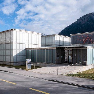 Kirchner Museum Davos (Aussenansicht), Foto: Stephan Bösch