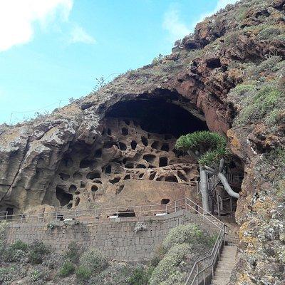 Le grottes