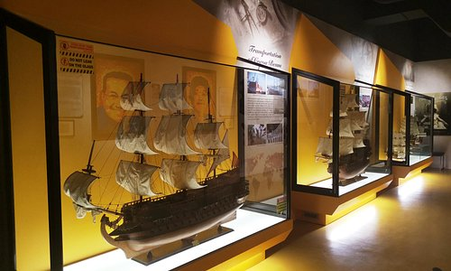 Replica of Historical Ship Model Collection