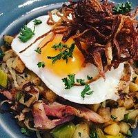 Tiroler Grostl Breakfast