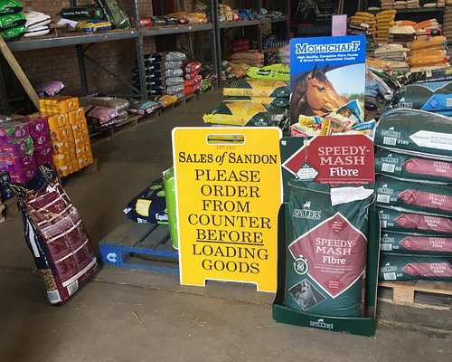Please order from counter before loading you truck.