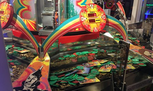 Wizard of Oz coin-slidey-game-thingy