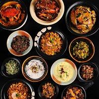 Colors of Sri Lankan Cuisine