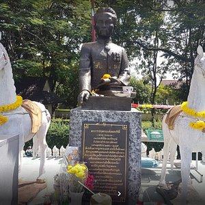 Phraya Chaiyabun Memorial,  Phrae