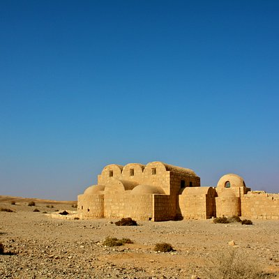 In Jordan's East, Amra, Azraq and Kharanah are the most popular of the Desert Castles, dating back to the Umayyad dynasty. shion.