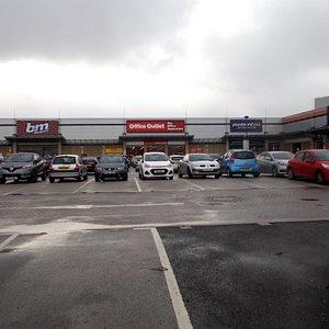 Lady Bay Retail Park, Nottingham