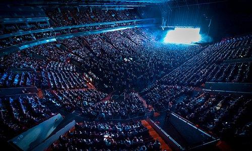 Konsert i Malmö Arena