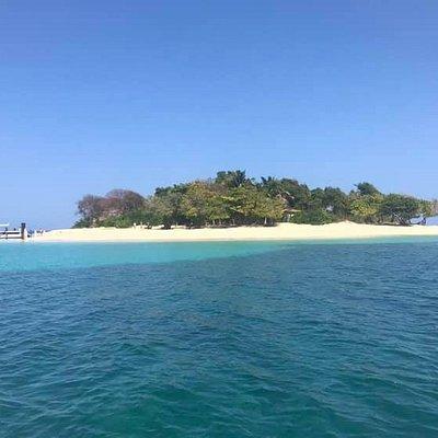 Tiny Amiga Island