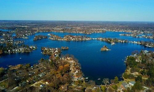 Beautiful Lake Orion