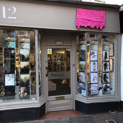 A2 Gallery, High Street, Wells