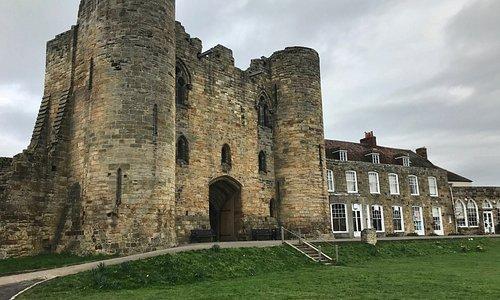 Gatehouse to Tonbridge Castle