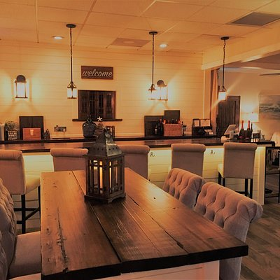 We strive to provide a comfortable cozy place that you can relax in!