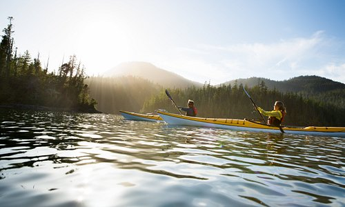 Kayaking in Tofino - Photo by Jeremy Koreski