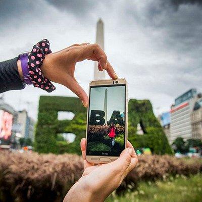 Un icono de Buenos Aires *El Obelisco*