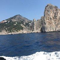 Ilha de Capri, Itália 🇮🇹 ❤️